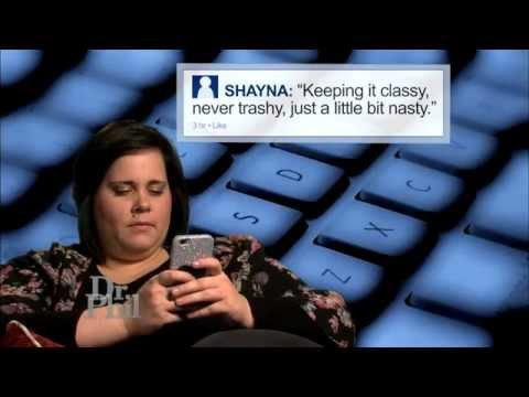 Two Women Explain Their Online Feud -- Dr. Phil Mp3
