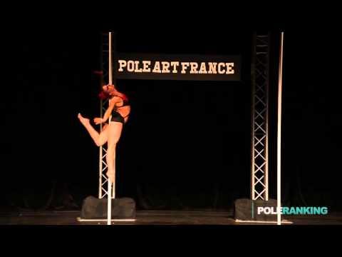 Isabella Sutto - Pole Art France 2015