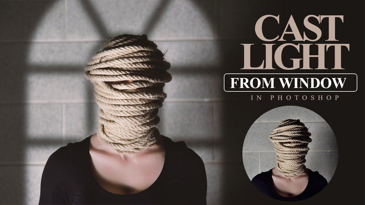Casting Realistic Light Effect – Photoshop Tutorial [Photoshopdesire.com]