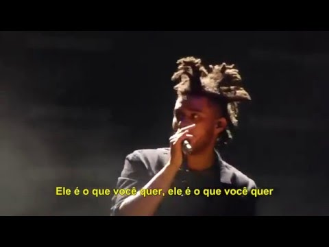 The Weeknd -  What You Need/Professional (Live) [LEGENDADO/TRADUÇÃO]
