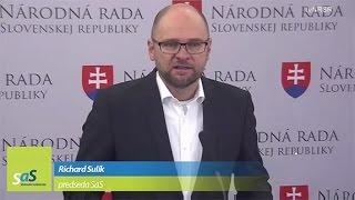 Výzva SaS pre pravicové strany Sieť, KDH aMost-Híd