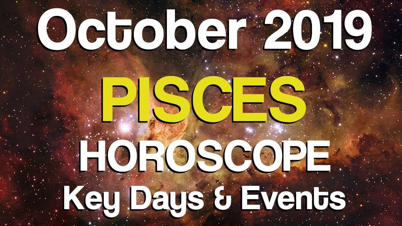 pisces october october horoscope