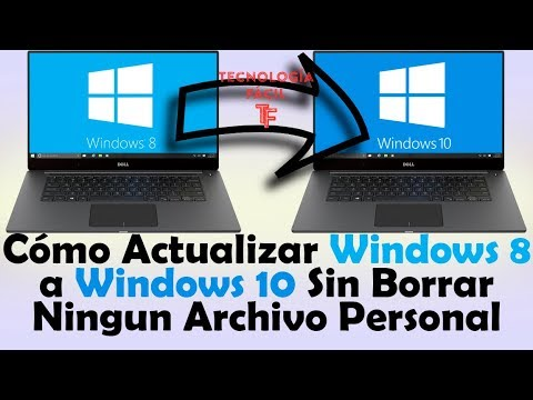 🤔Cómo Actualizar Windows 8 A Windows 10💻