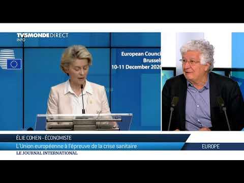 Le journal international - L'actualité internationale du vendredi 2 avril 2021 - TV5MONDE