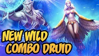 Aviana + Kun + Star Aligner = New Wild Combo Druid | The Boomsday Project | Hearthstone
