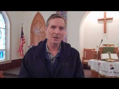 """Thinking About God's Word"" With Pastor Van Lahmeyer"