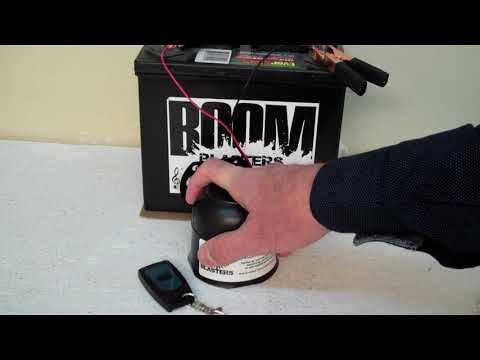 Cartoon Warp Boing Sounds Car Horn Wireless
