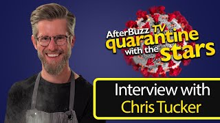 How The Great American Baking Show's Chris Tucker is Surviving the Quarantine   AfterBuzz TV