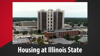 Housing at Illinois State University
