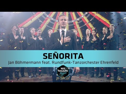 Kay Boehm - Señorita [Cover] | Neo Magazin Royale mit Jan Böhmermann - ZDFneo