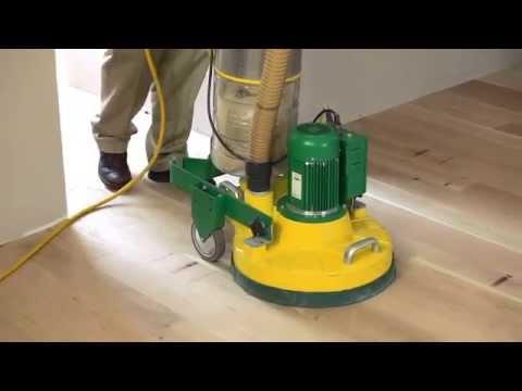 Lagler TRIO Three Disc Floor Sanding Machine | City Floor Supply