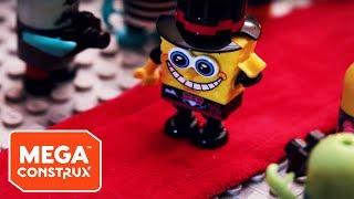 Red Carpet Dream: SpongeBob SquarePants Toymation by Mega Bloks