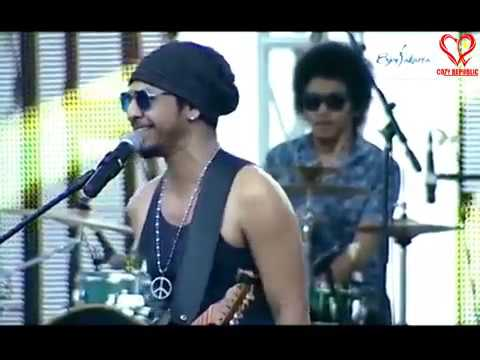Cozy Republic - Masih Punya Cinta  (live Jakarta Music Festival)