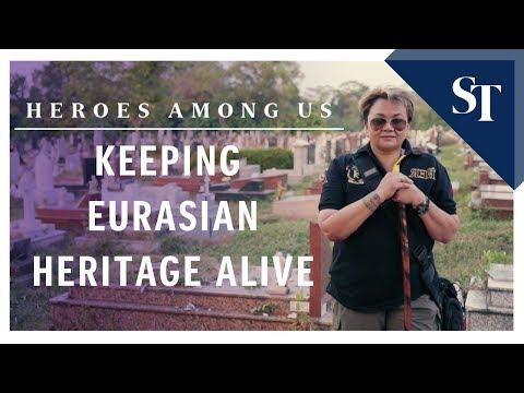 Heroes Among Us: Keeping Eurasian heritage alive