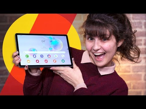 Samsung Galaxy Tab S6: Good, but good enough?