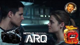 """[Короткий Обзор] Рецензия на Фильм """"Арка"""" (ARQ), жизнь -петля времени, а мы в ней актеры"""