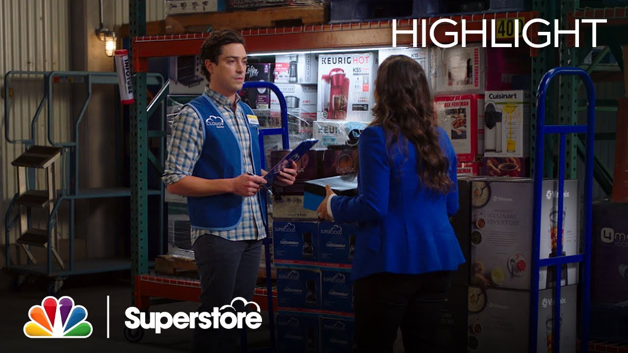 Download Is This the End of Jonah and Amy? - Superstore