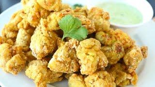 Curry Popcorn Chicken