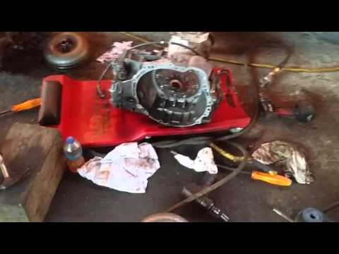 98 camry transmission replacement