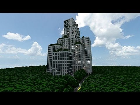 MineCraft Ceranese Hotel Tour Top Map Of The Week Episode 2