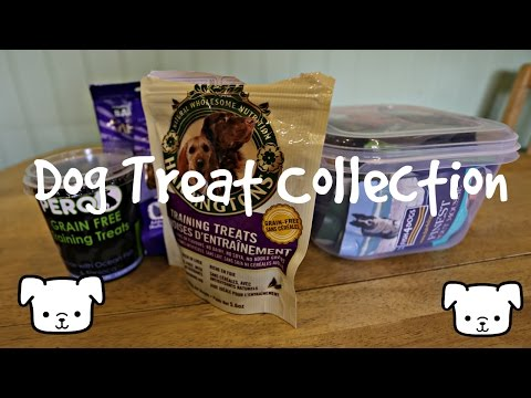 Dog Treat Collection I June 2016