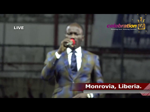 Help From Above, LIBERIA DAY 2 EVENING SESSION  With Apostle Johnson Suleman
