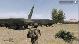 Arma 3 | Nuclear Bomb Test