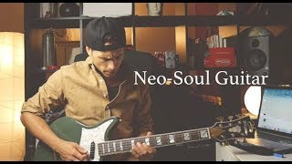 Neo-Soul Guitar - Don't fight before the dinner w/ D'Angelico Bedford