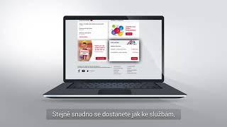 Vylepšené internetové bankovnictví