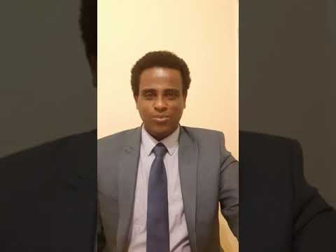 Ethiopian politics, how Oromo should act for solution,