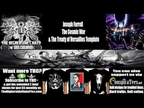 Joseph Farrell | The Cosmic War & The Treaty of Versailles Template