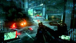 crysis2 gameplay acer 7741g 3647