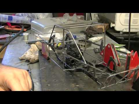 Crawler Tube Chassis - In Depth How-to