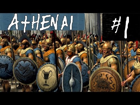 Total War Rome 2 : Wrath of Sparta : Athenai 1