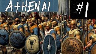 Total War Rome 2 : Wrath of Sparta : Athenai 1