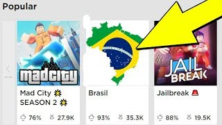 BRAZIL WILL DOMINATE THIS GAME OF ROBLOX