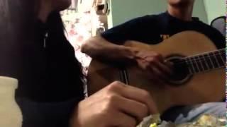 Bản Cover Guitar Hát Về Anh - Tường Vy Đặng