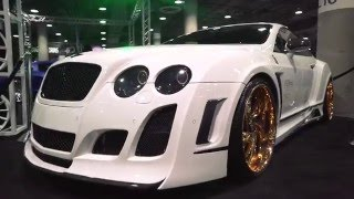 Highlights of the 2015 LA Auto Show