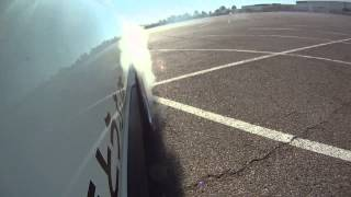 [HOONIVAN] Go-Pro Drift Footage For The Tofu Drift Van