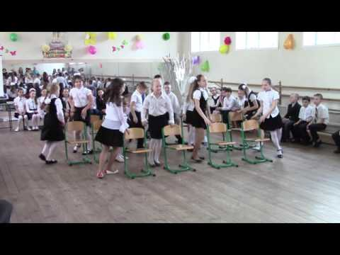 Вика Еналдиева - песня  Прощай начальная  школа