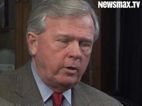 Rep. Parker Griffith: Obama Is 'Over His Head'
