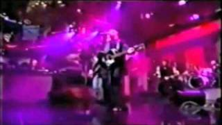 Meat Loaf: Lawyers, Guns, & Money (Live on Letterman in 1999)