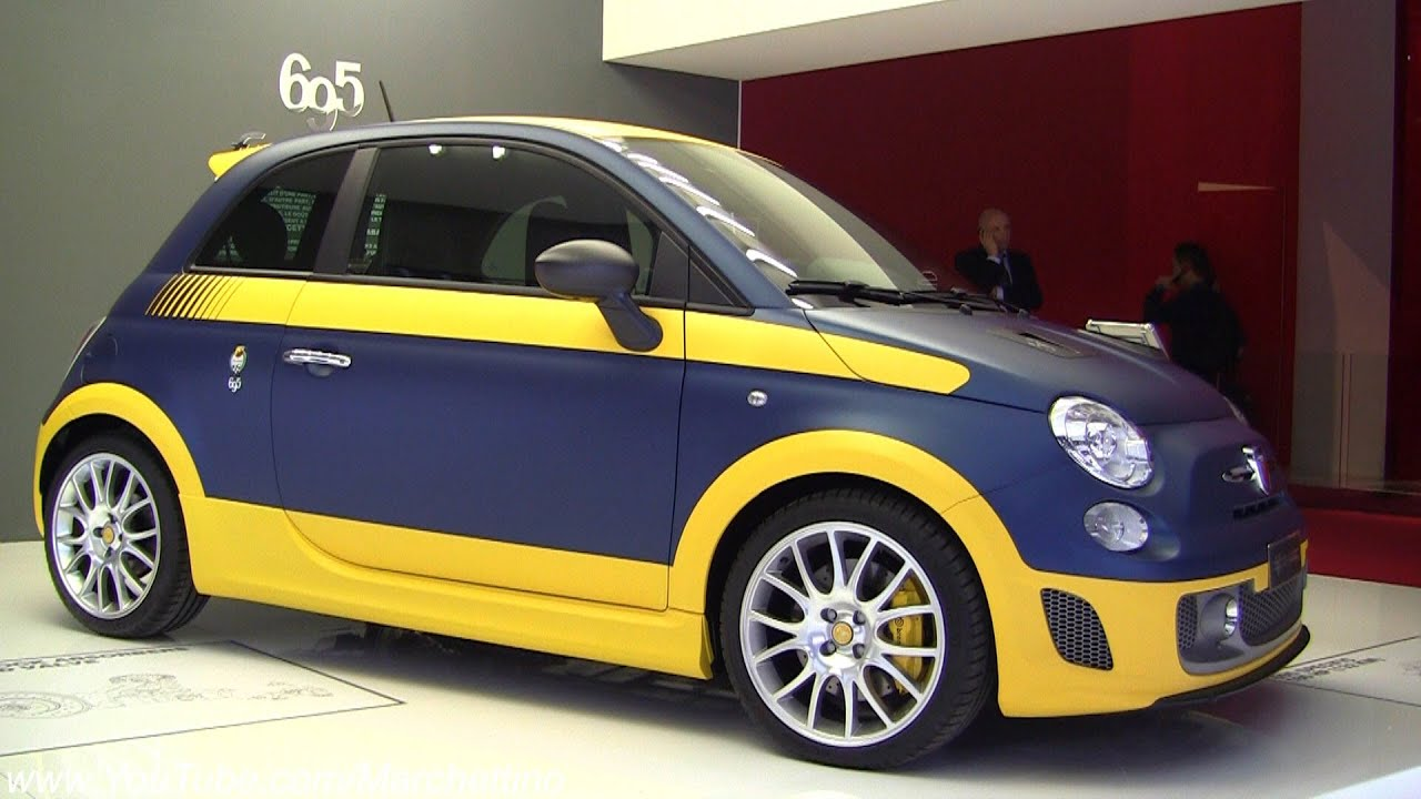 Fiat 500 Abarth 695 Fuoriserie In Detail Youtube