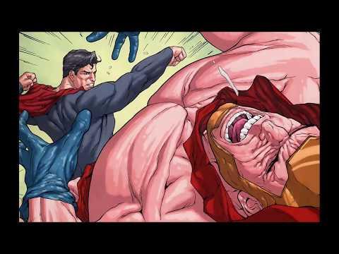 SUPERMAN vs  ATLAS (The Epic Battle)