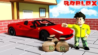 BUY THE MOST EXPENSIVE CAR IN ROBLOX BLOXBURG