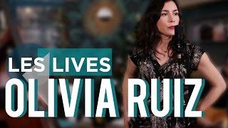 Olivia Ruiz - Mon corps mon amour (Live et Interview)