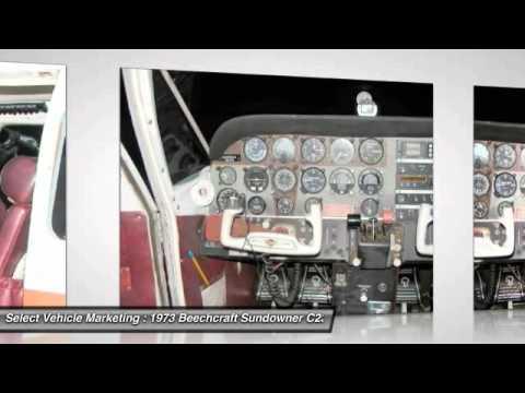 Beechcraft Sundowner parts Manual