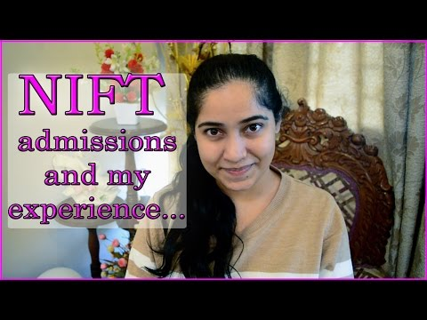 NIFT admissions and my experience | RGV Love
