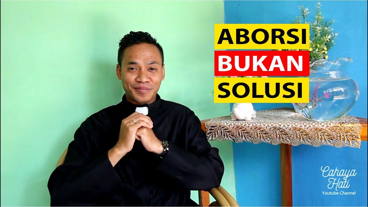 Aborsi Bukan Solusi