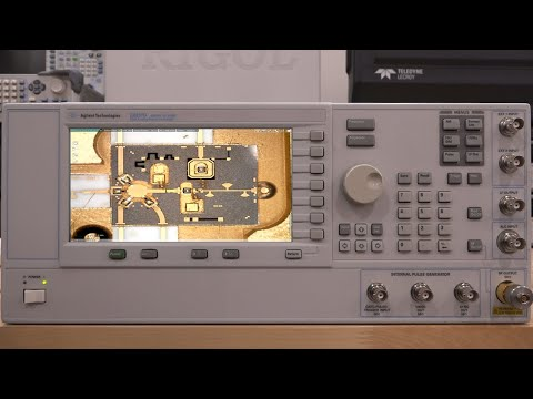 TSP #168 - Teardown & Repair Of An Agilent E8257D 250kHz - 31.8GHz PSG Analog Signal Generator